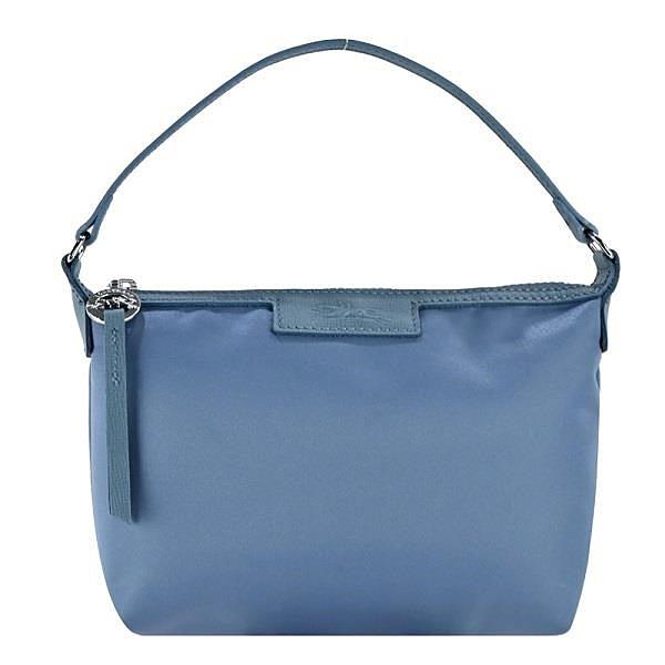【南紡購物中心】LONGCHAMP LE PLIAGE NÉO 系列新款厚尼龍手提包(北歐藍)