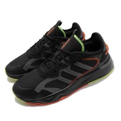 adidas 慢跑鞋 Futureflow 運動 男鞋 愛迪達 輕量透氣 反光 穿搭推薦 黑 紅 FX9148