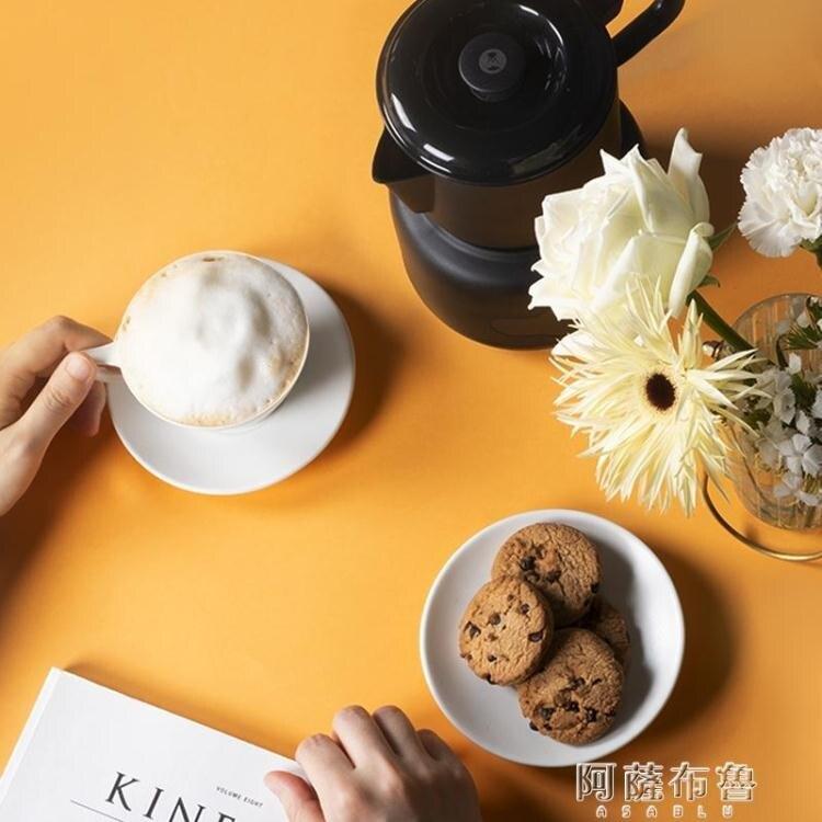 奶泡機 泰摩 小Q 電動奶泡機 自動家用咖啡打奶器 冷熱牛奶攪拌器 拉花杯