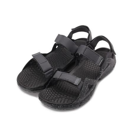 MERRELL  HYDROTREKKER STRAP 織帶運動涼鞋 灰 ML50253 男鞋