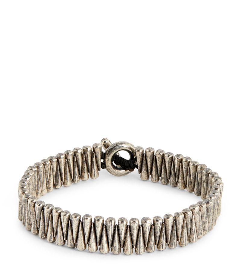M.Cohen Sterling Silver Shimu Bracelet