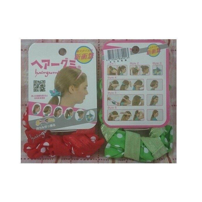 《省您錢購物網》全新~Hair Gumi 多功能大腸圈髮束