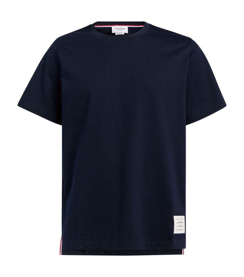 Thom Browne Logo Patch T-Shirt