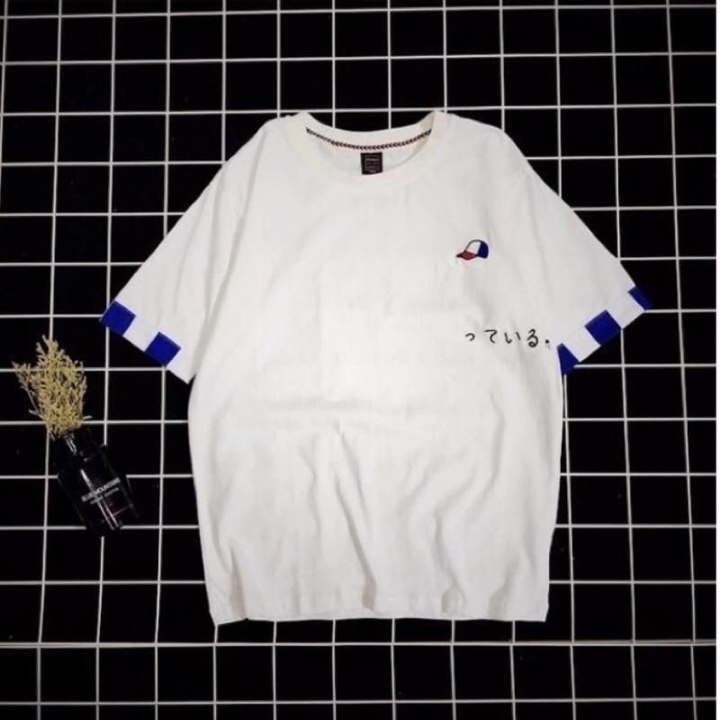 日系萌男款短袖T