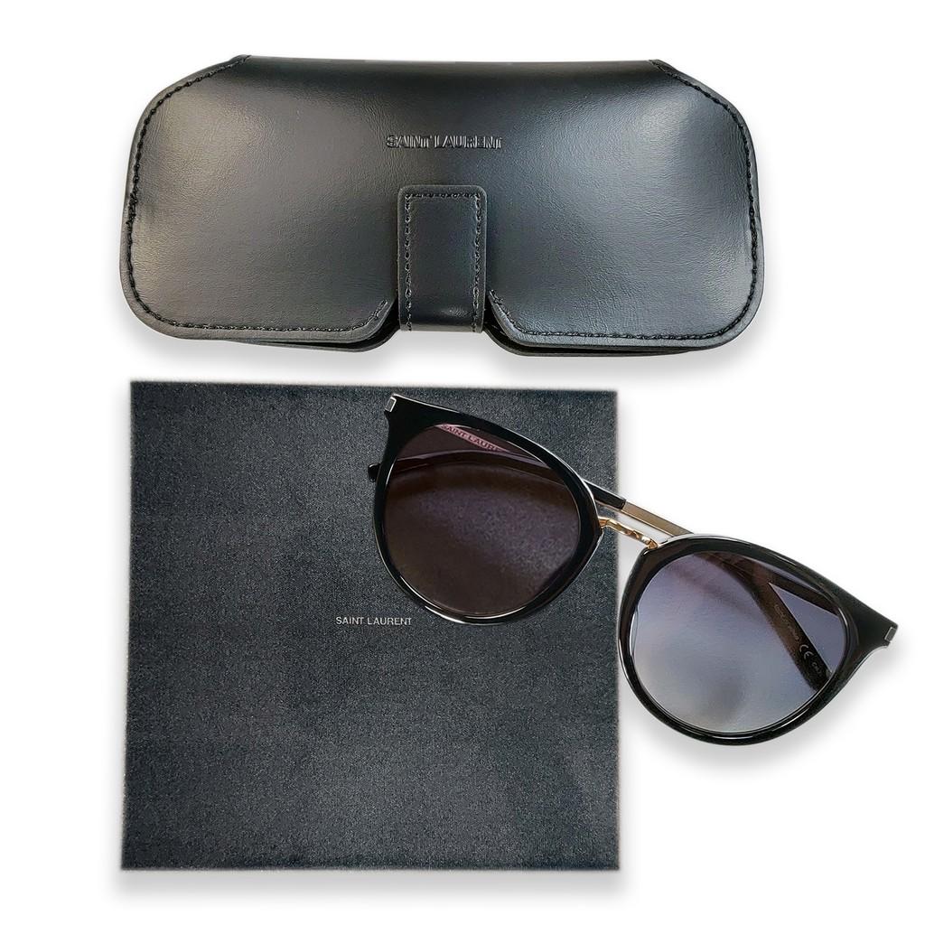 【SAINT LAURENT】太陽眼鏡 墨鏡 SL-130K COMBI-004
