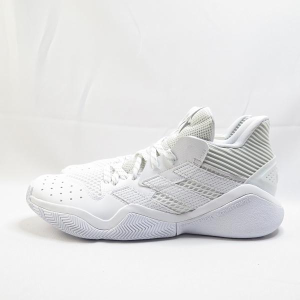 ADIDAS HARDEN STEPBACK 男款 籃球鞋 FW8488 白【iSport愛運動】