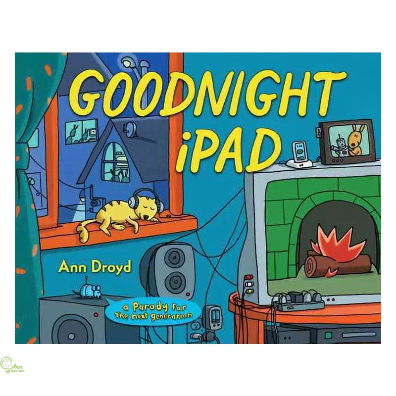 Goodnight iPad ─ A Parody for the Next【禮筑外文書店】[79折]