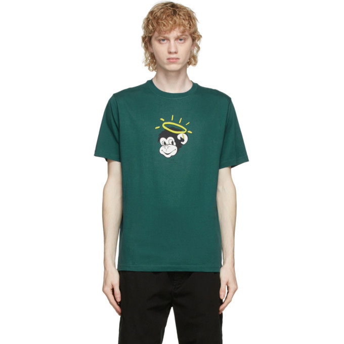 PS by Paul Smith 绿色 Monkey T 恤
