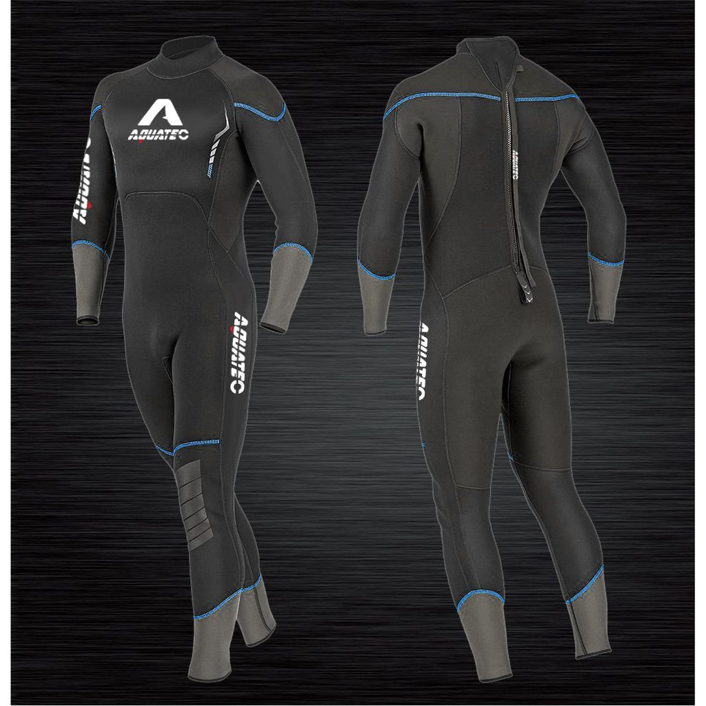 AQUATEC 保溫超彈性防寒衣(男女皆可用) WS-1100-3