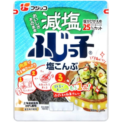 Fujicco 鹽昆布-藍包 (30g)