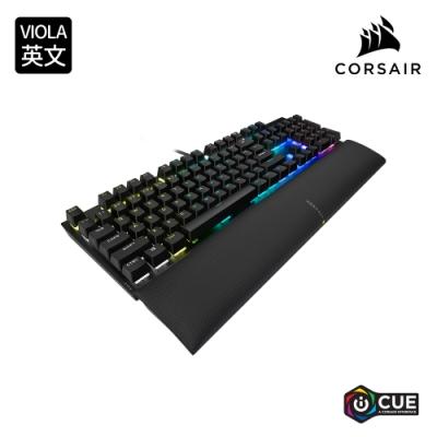 【CORSAIR海盜船】K60 RGB PRO SE 機械式電競鍵盤-VIOLA軸/英文