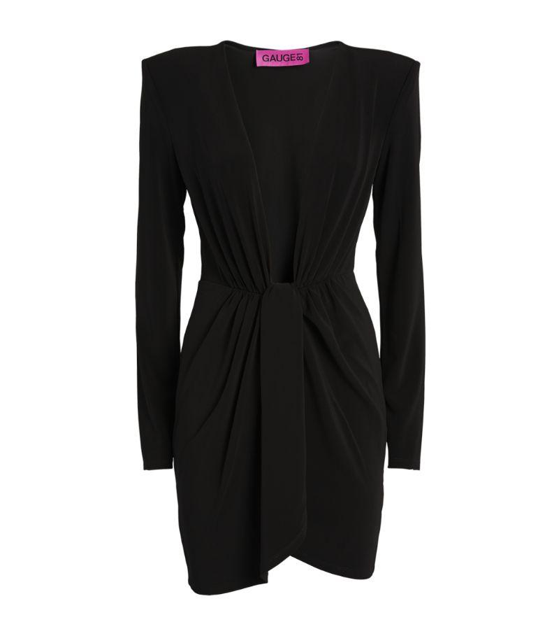 Gauge81 Plunge-Neck Krasnodar Dress