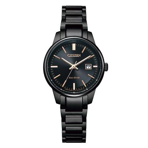 CITIZEN星辰 經典質感光動能腕錶EW2597-86E