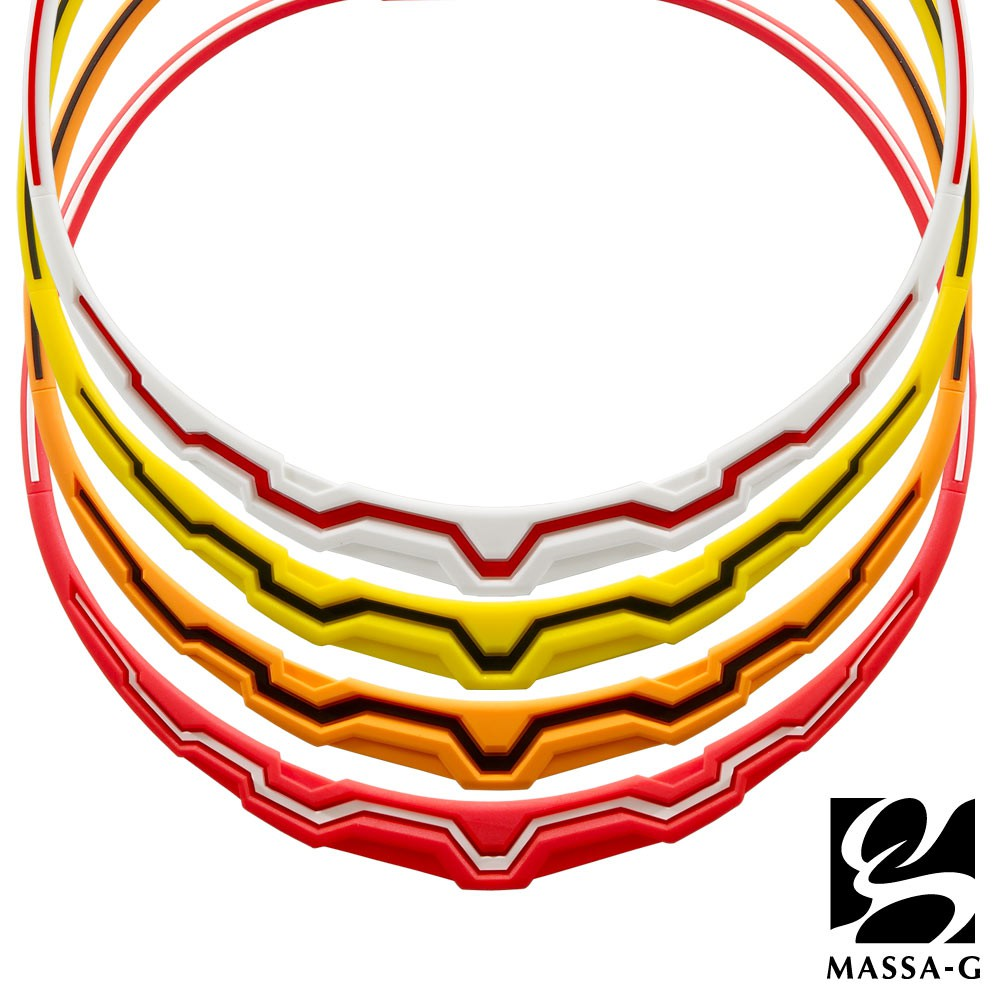 MASSA-G【The Aurora 極光系列】 鍺鈦項圈