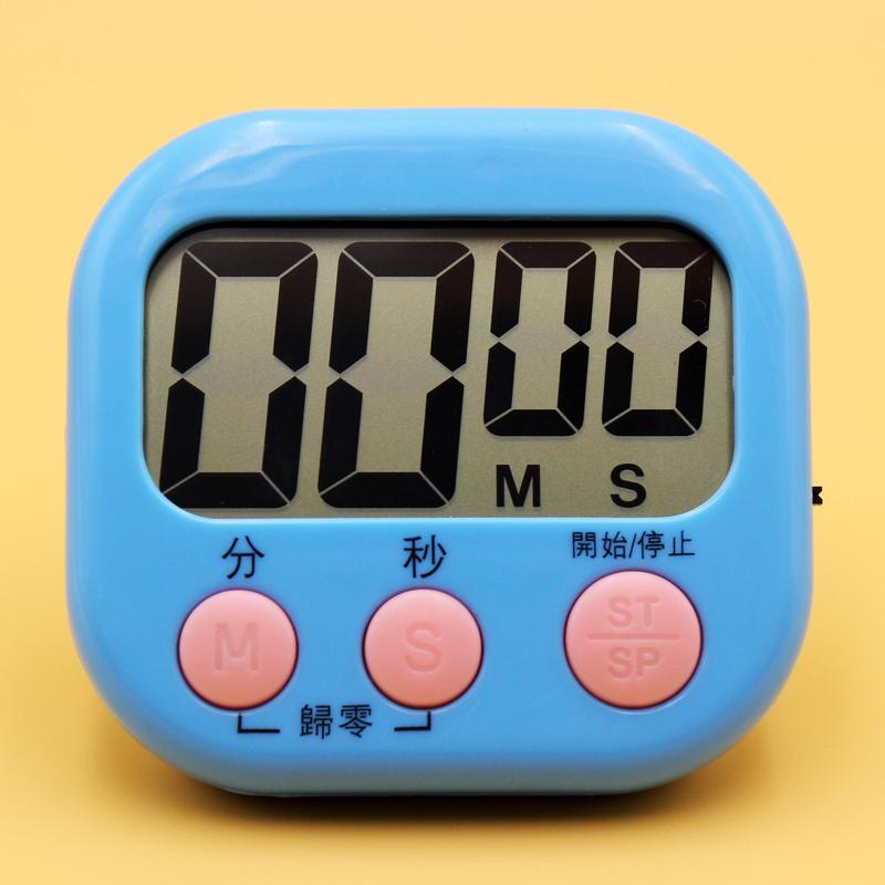 廚房定時器計時器提醒器大聲秒錶可愛番茄鍾