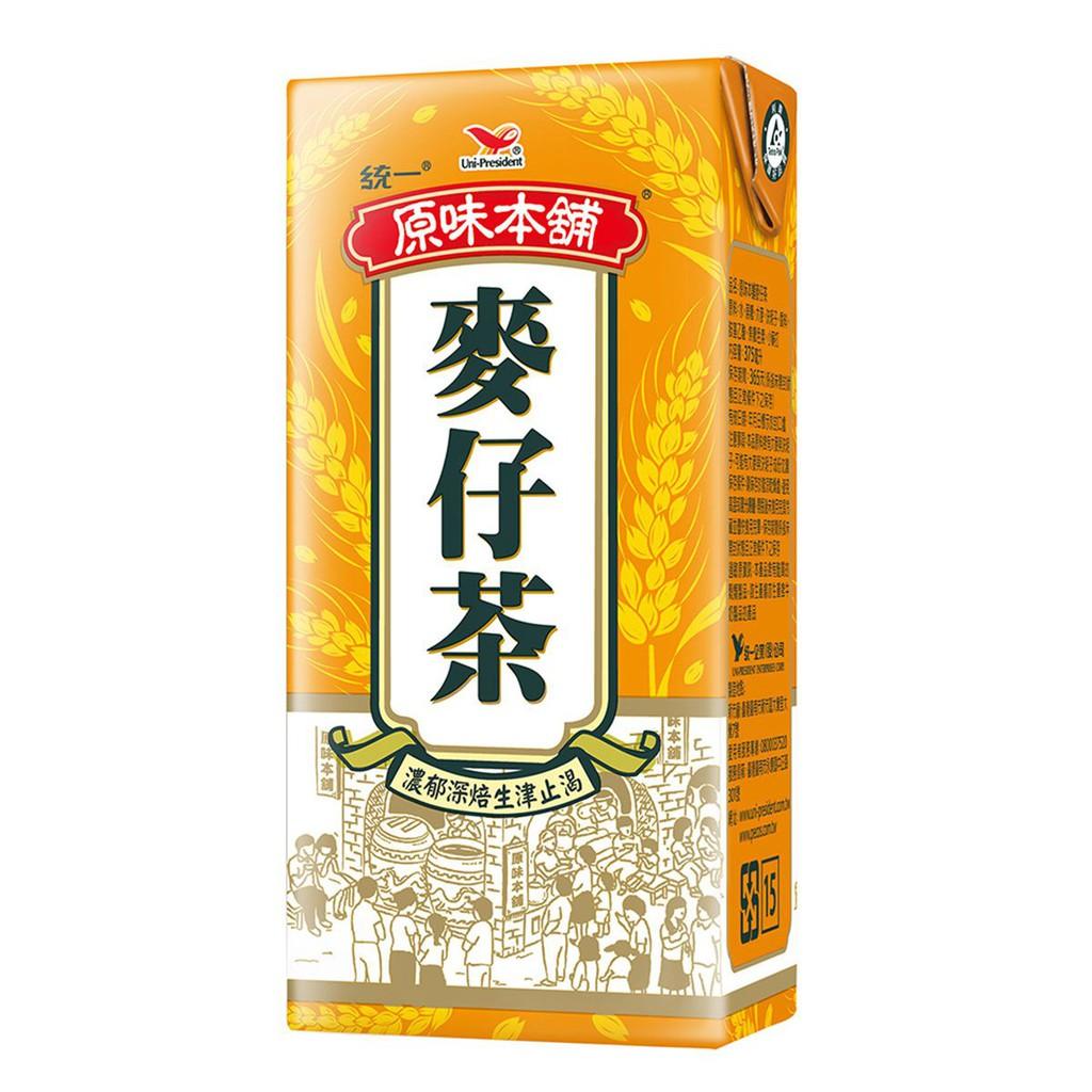 原味本舖麥仔茶TP375x24入團購組【康是美】