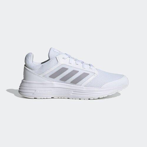 Adidas Galaxy 5 [FW6126] 女鞋 運動 慢跑 休閒 緩震 健身 回彈 柔軟 基本 穿搭 愛迪達 白