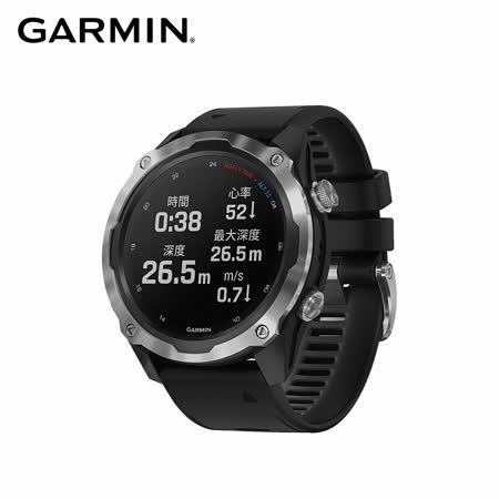 GARMIN Descent MK2 GPS 潛水電腦錶