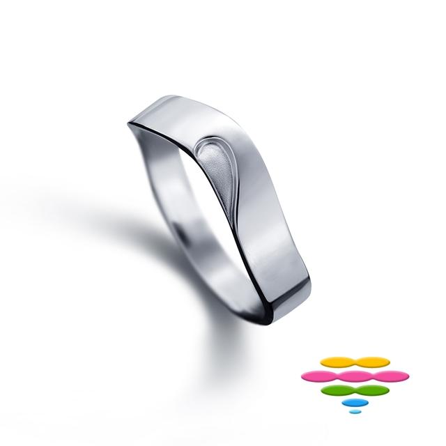 彩糖鑽工坊 悸動系列  銀戒指 CL-RS26