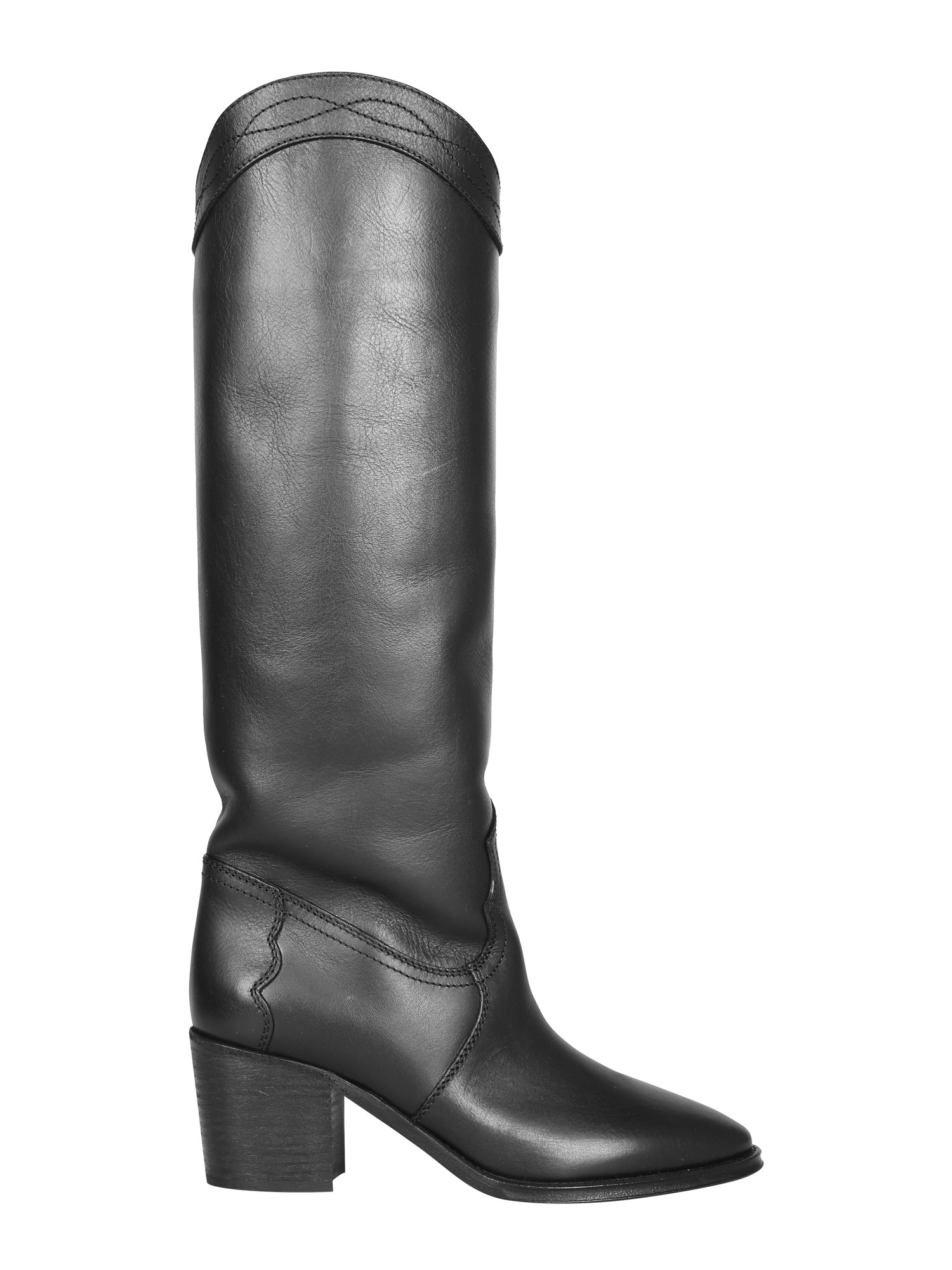 "saint laurent ""kate"" boots"