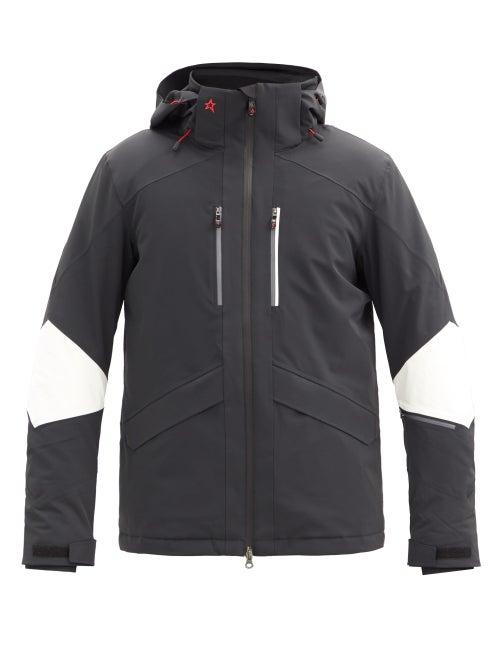 Perfect Moment - Chamonix Ii Padded Ski Jacket - Mens - Black