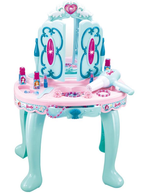 【崑山玩具x日韓精品】美幻奇緣公主化妝台/扮家家酒玩具/兒童玩具/仿真玩具
