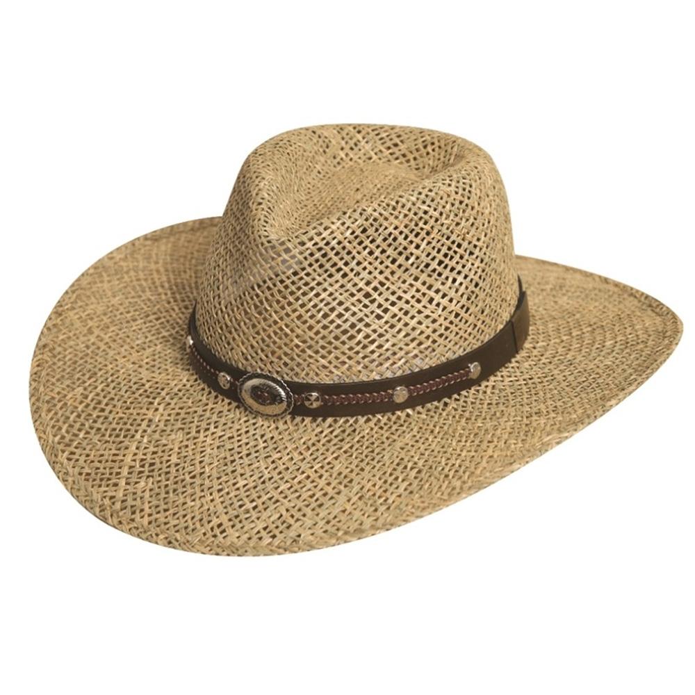 Silverado Siskiyou- Straw Cowboy Hat