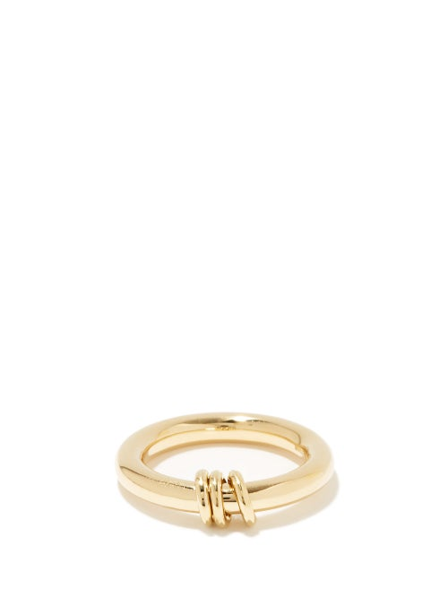Spinelli Kilcollin - Sirius 18kt Gold Ring - Mens - Yellow Gold