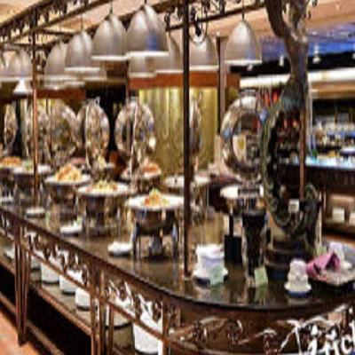 台中清新溫泉飯店新采西餐廳平日下午茶券