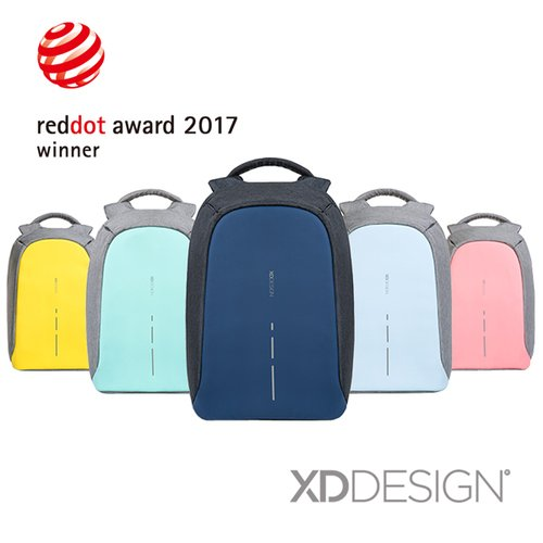 XDDESIGN BOBBY COMPACT 終極安全繽紛防盜後背包(桃品國際公司貨)