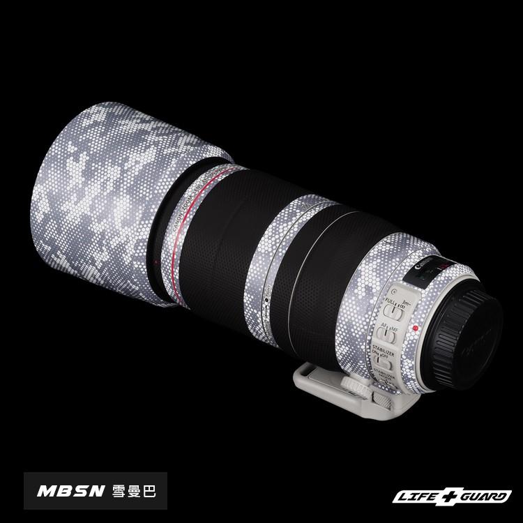 【LIFE+GUARD】 Canon EF 100-400mm F4.5-5.6 L IS II USM 鏡頭 保護貼