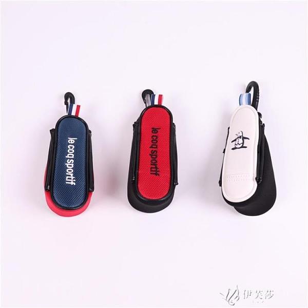 日單高爾夫腰包小掛包小球袋可放2粒球磁吸 【快速出貨】