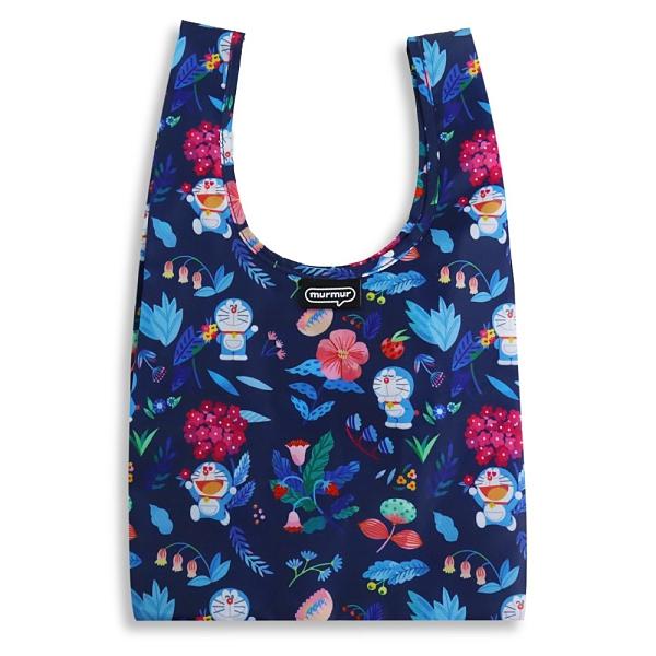 ﹝三代﹞murmur 哆啦A夢 小叮噹 花草藍 便當袋 購物袋 手提袋 隨身購物袋 小購物袋 飲料袋