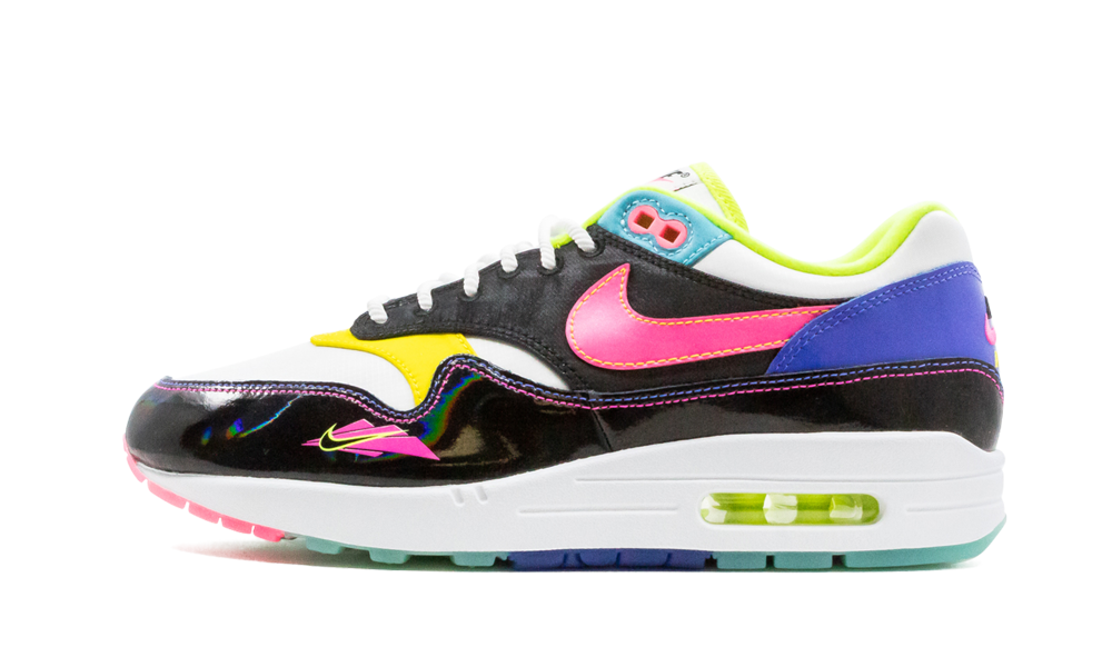 Nike Air Max 1 'Hyper Pink' Shoes - Size 10.5