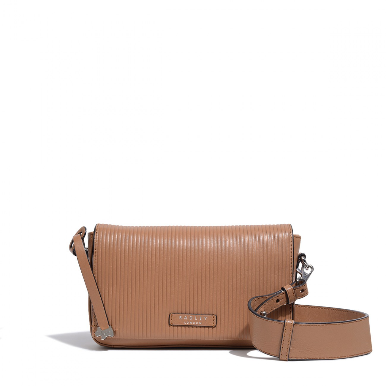 Hanson Street Medium Flapover Cross Body Bag