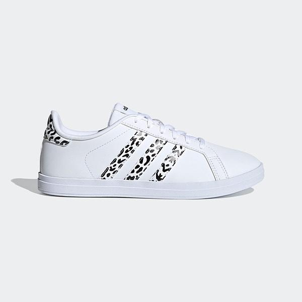 Adidas Courtpoint [FW8415] 女鞋 運動 休閒 網球 舒適 復古 基本 穿搭 愛迪達 白 黑