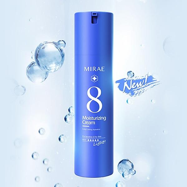 MIRAE 未來美 8分鐘速效保濕輕乳霜 100ml【BG Shop】
