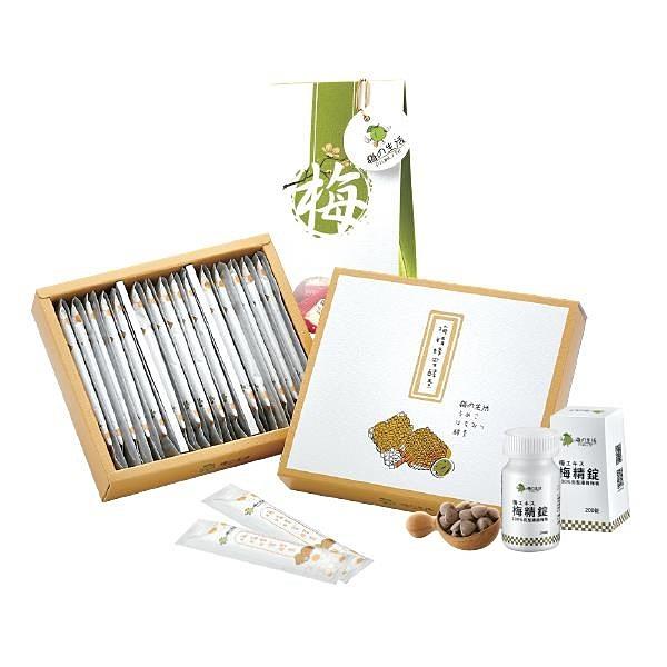 【南紡購物中心】【梅的生活 PlumLife】 梅精蜂蜜酵素飲+梅精硬糖+梅精錠