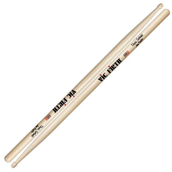 小叮噹的店-美國 Vic Firth JM DAVID GARIBALDI 簽名鼓棒 胡桃木