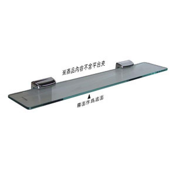 霧面強化玻璃平台(60x12cm)