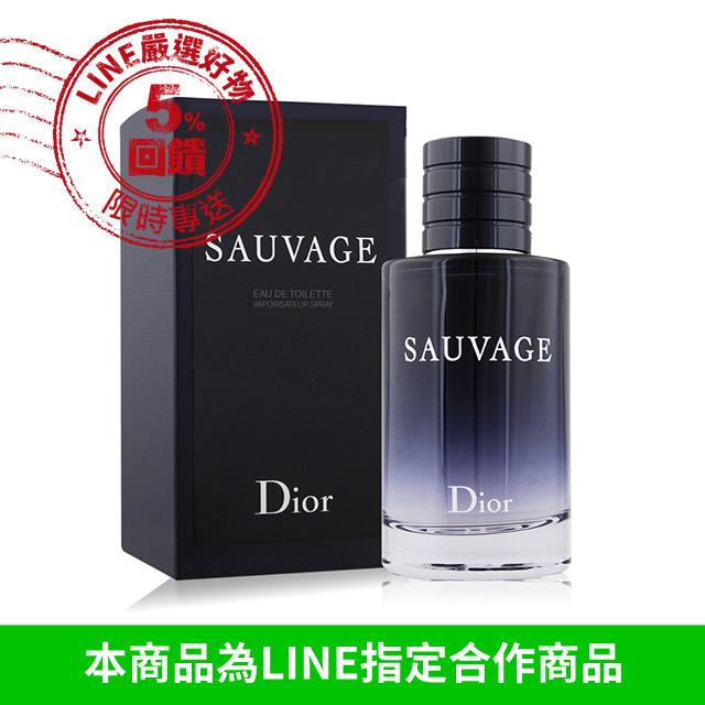 Dior 迪奧 SAUVAGE 曠野之心淡香水(100ml) EDT-國際航空版