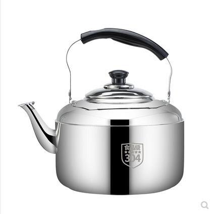 燒水壺 304不銹鋼加厚鳴笛燒水壺燃氣家用茶壺煲水壺開水壺煤氣灶電磁爐