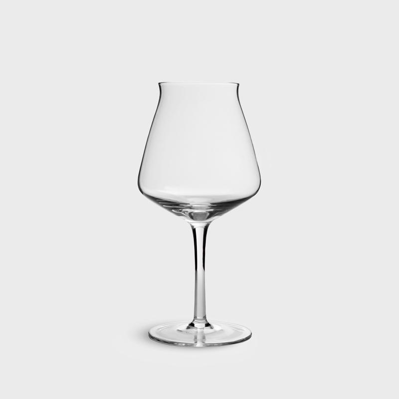 美式 清透典雅 420ml 玻璃高腳杯|單品