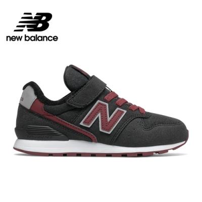 【New Balance】童鞋_中性_黑色_YV996WBK-W楦