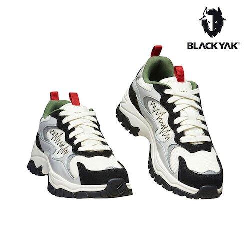【BLACKYAK】CWALES戶外運動鞋 [白色]| 運動鞋 老爹鞋 健行鞋 登山 BYJB2NFD0291