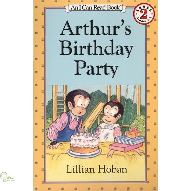Arthur's Birthday Party【禮筑外文書店】[79折]