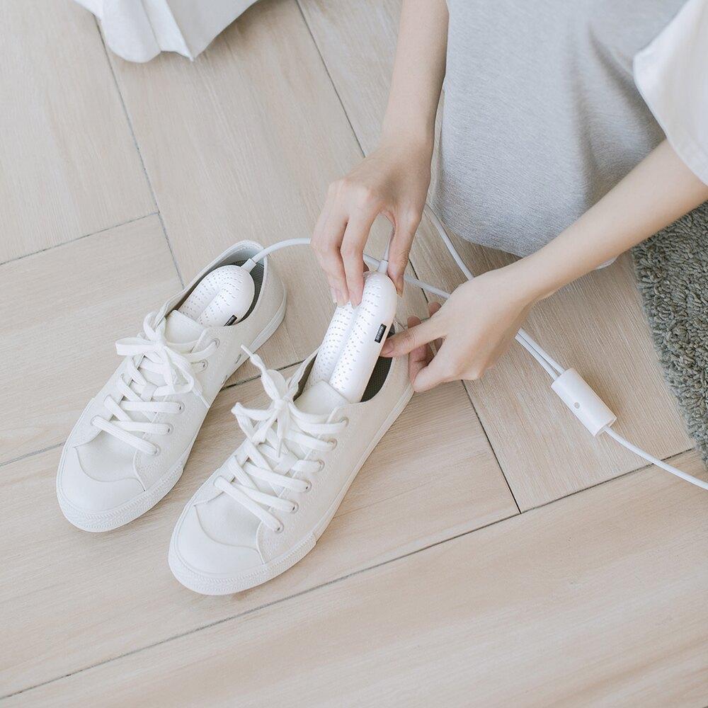 【新品上市】iGRASS 攜帶式烘鞋機 IGS010 三段定時關機 快速烘乾