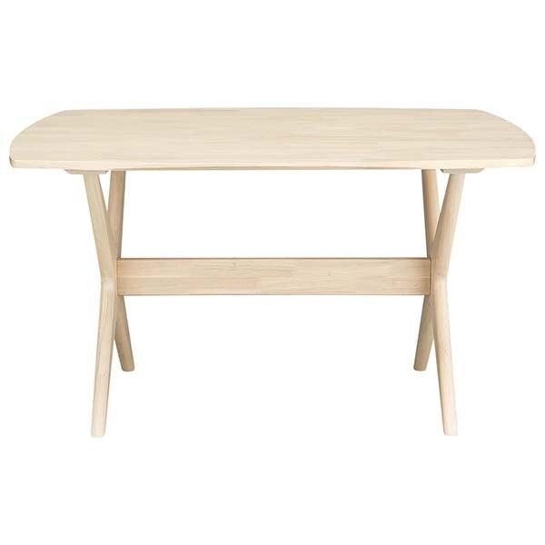 ◎木質餐桌 RELAX WIDE120 WW NITORI宜得利家居