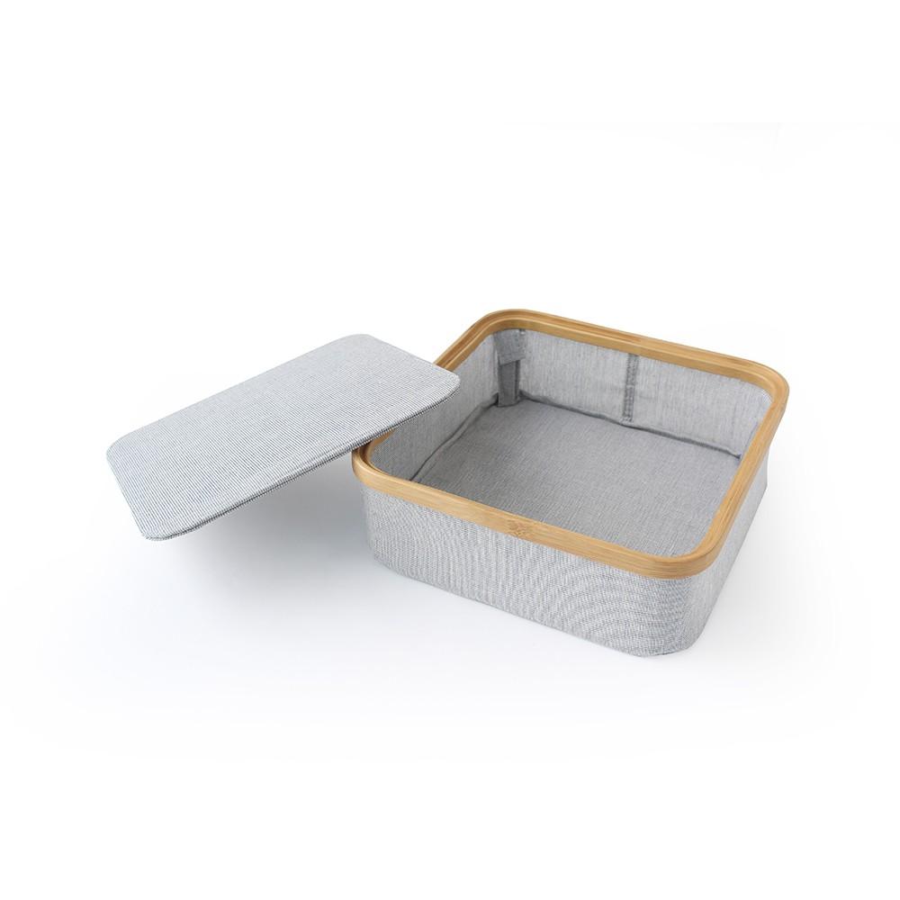 Gudee - KIM 加蓋分隔收納盒|單格|三格|四格|九格【方間冶所生活選品】