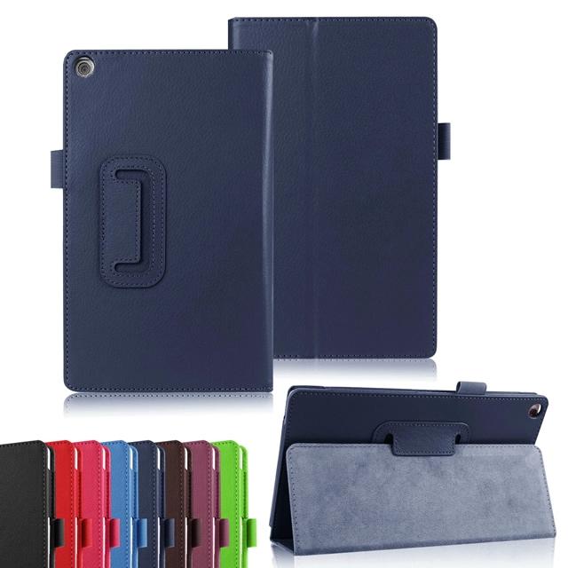適用於華碩Zenpad 7.0 PU皮套Zenpad7.0 Z370 Z370CG Z370KL支架保護套